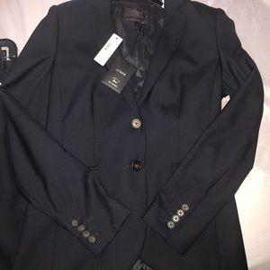 J Crew women's suit set size 4